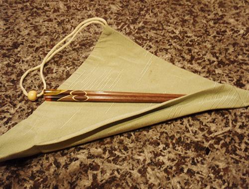 割り箸のおハなシのイメージ