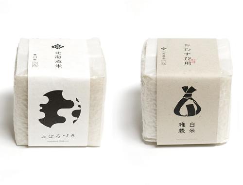 上森米穀店「北海道米」のイメージ