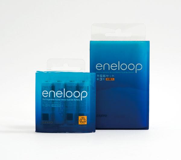 eneloopのイメージ