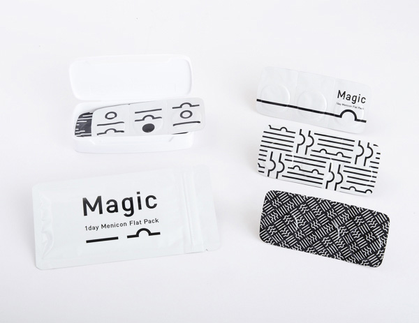 Magic 1day Menicon Flat Packのイメージ
