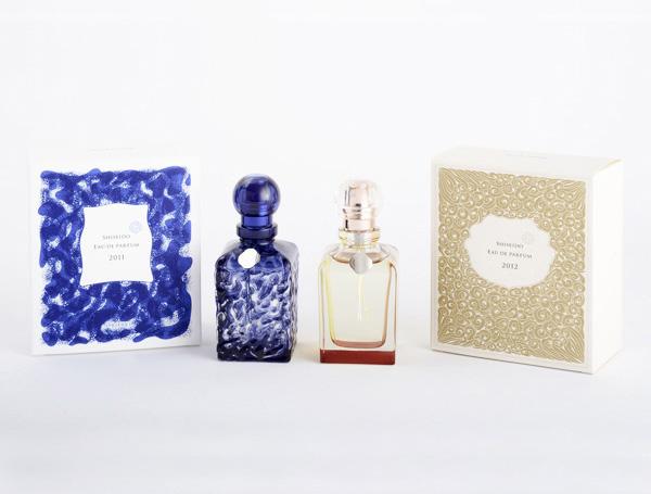 資生堂 水の香 2011 2012のイメージ